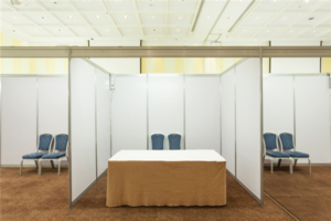 Keeping Employees Mobile On the Trade Show Floor