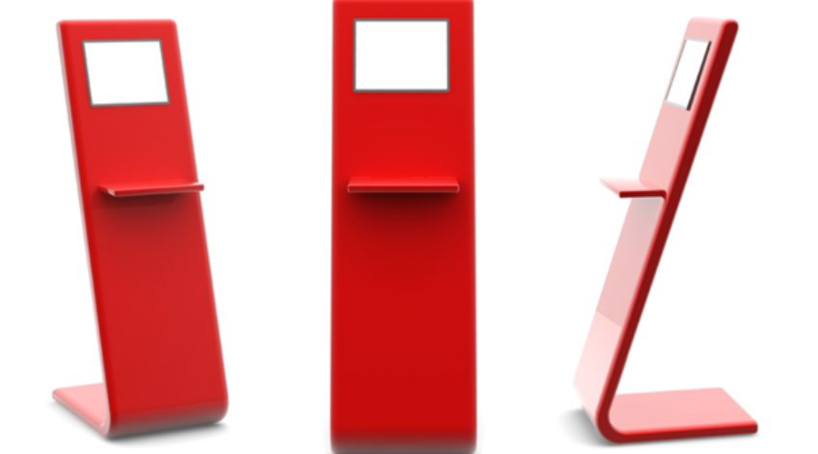 Kiosks: Packing More Into a Limited Space