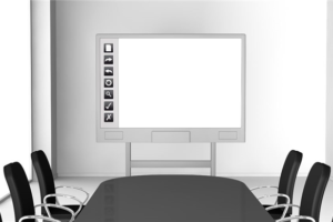 The Advantages of Digital Whiteboards as Presentation Tools