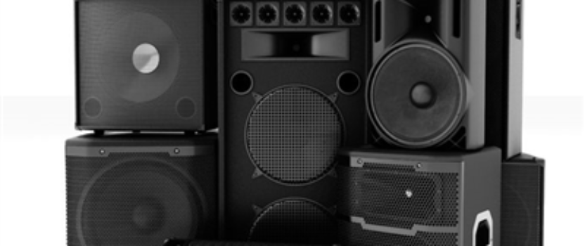4 Reasons to Rent Speakers from Us