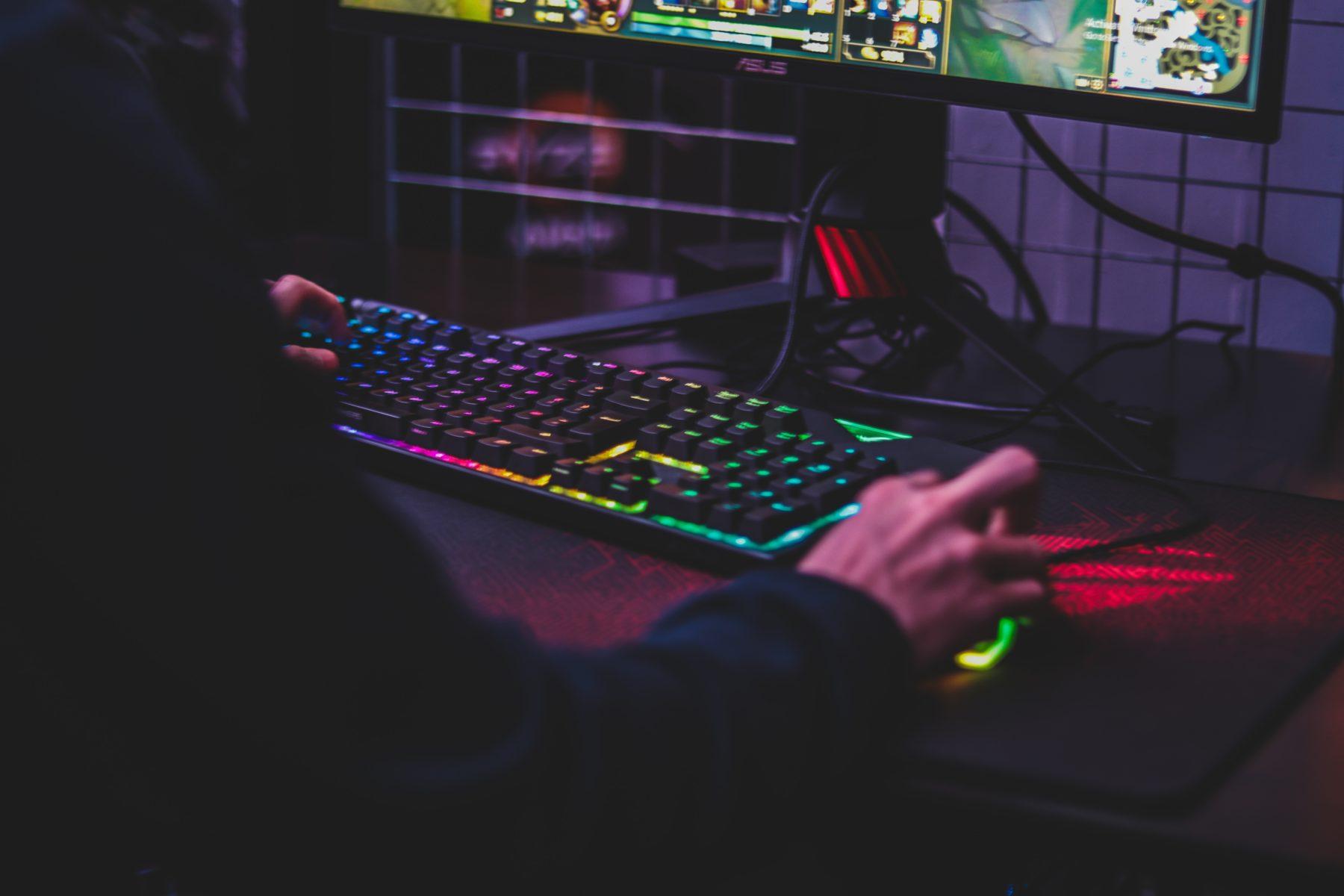 gaming desktop