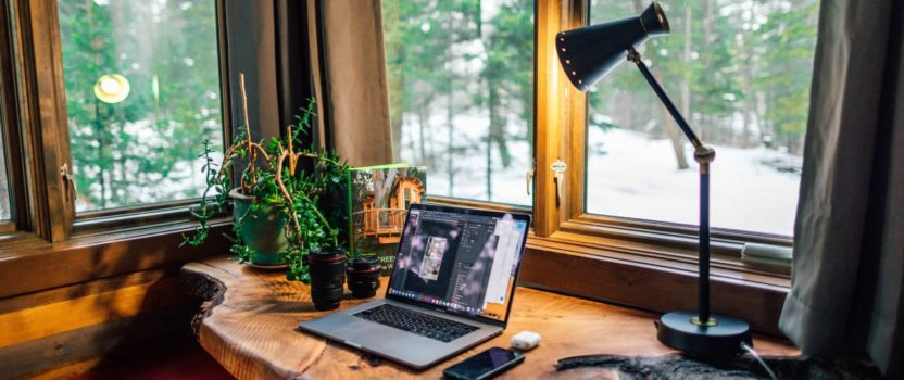 Setting up the perfect home office – tech edition